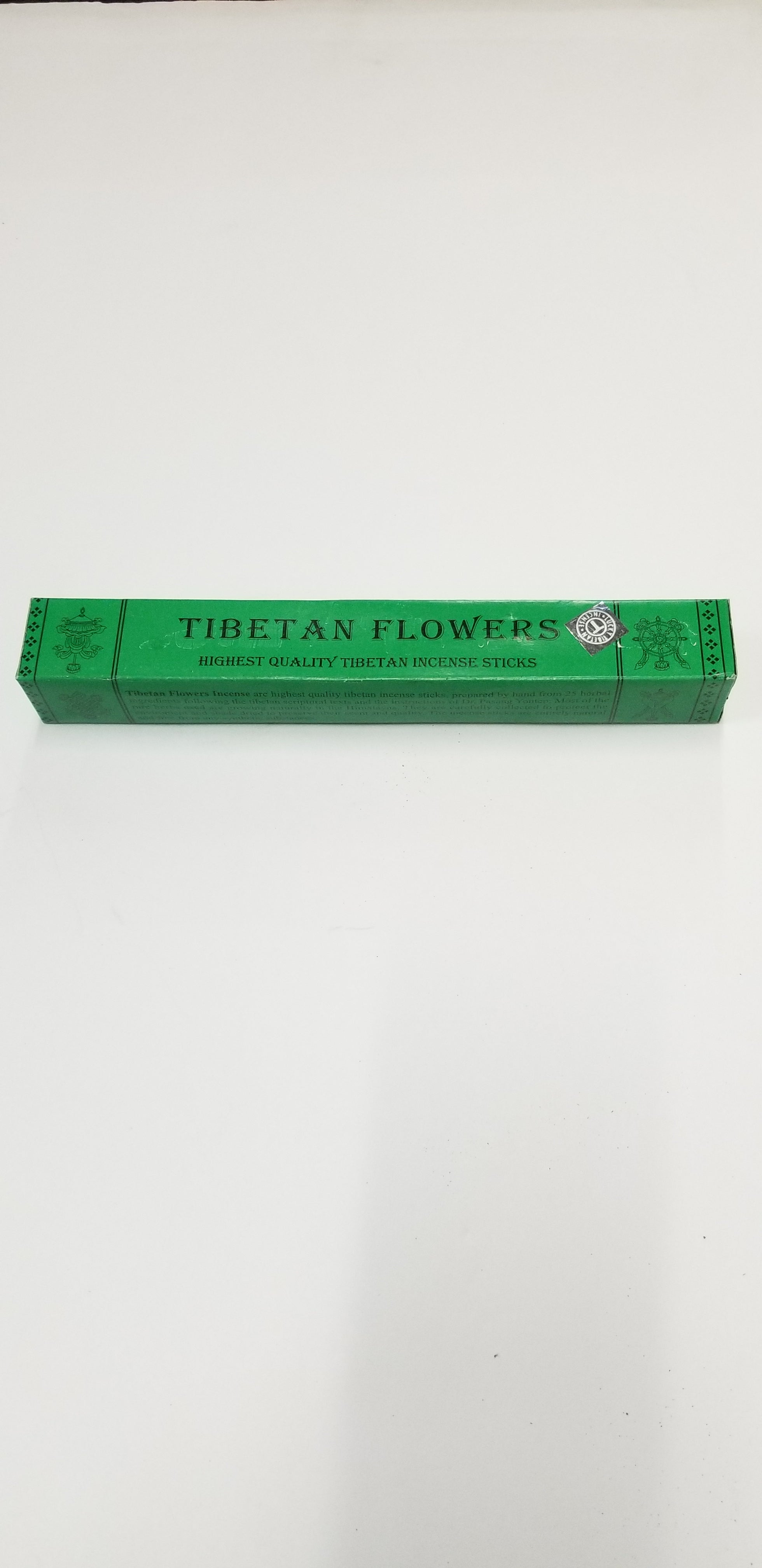 Tibetan Flower Incense