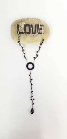 Accessories | Mala | Necklace Black Beads