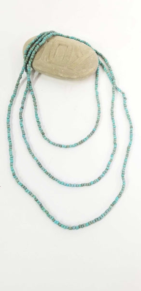 Necklace Extra Long Beaded