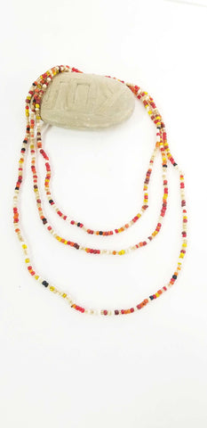 Accessories | Mala | Beaded Multicolor Necklace