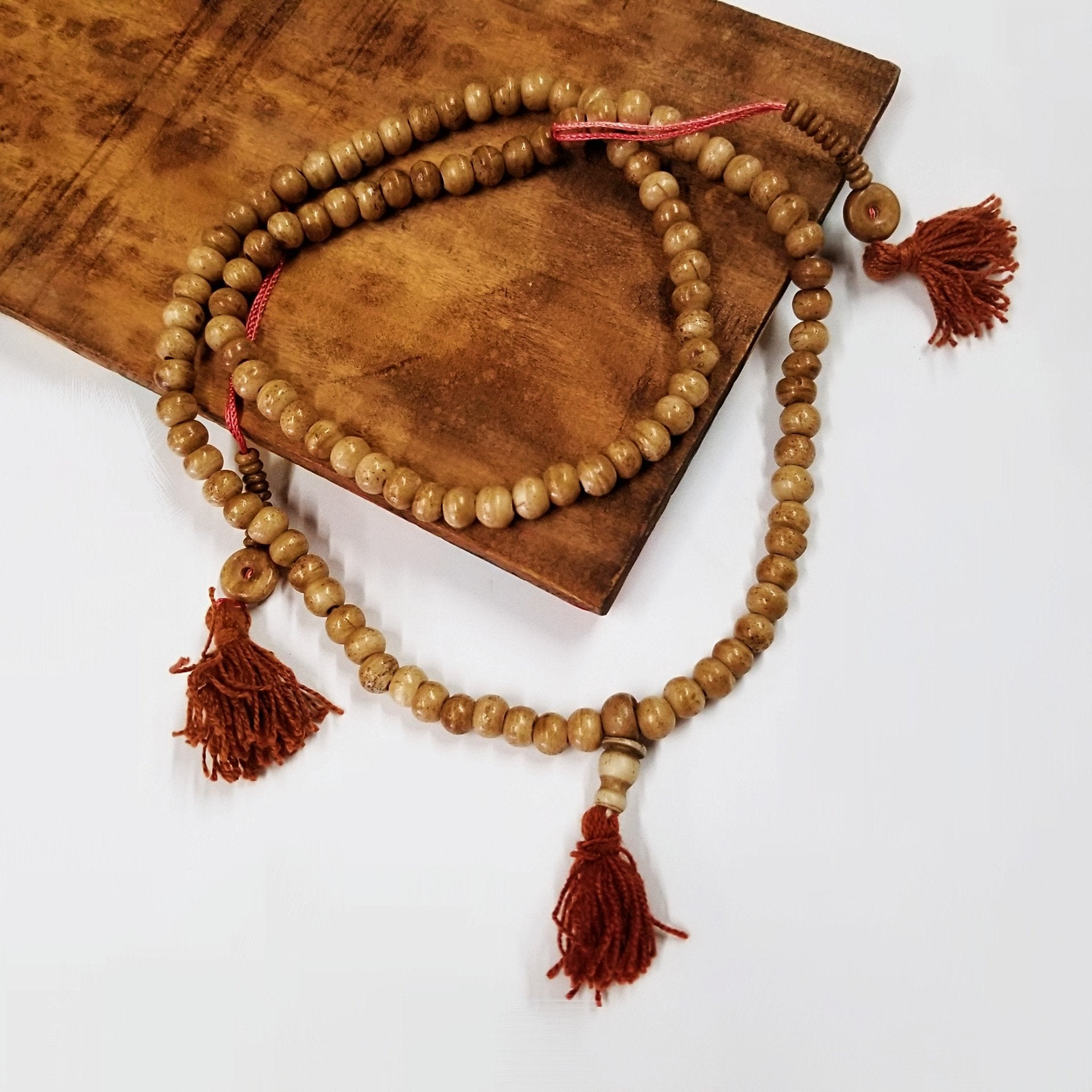 Yaknyeti  Accessories | Mala | Prayer Mala Bead With Counters
