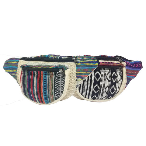 Hip Fanny Pack Multicolor
