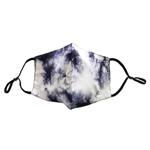 Face Masks Tie Dye Designs
