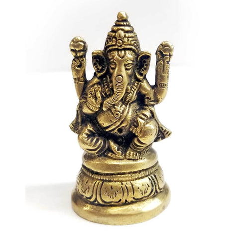Statue | Home Decoration | Ganesh statue | Brass Blessing Ganesh