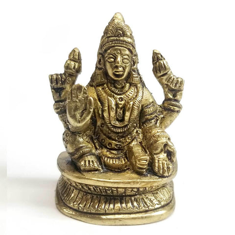 Statue | Home Decoration | Laxmi statue | Brass Blessing Laxmi