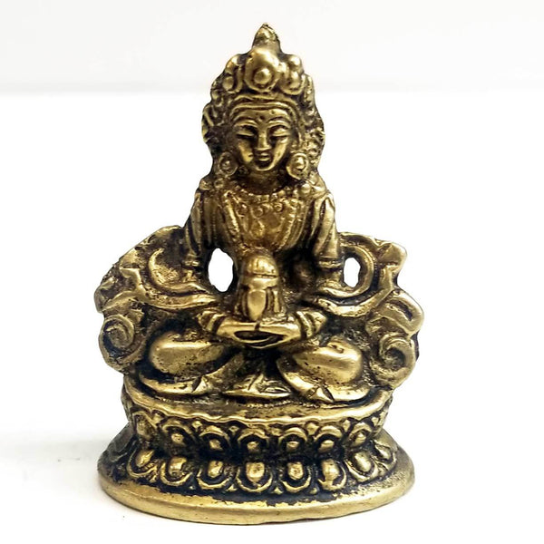 Statue | Home Decoration | Brass Aparmita