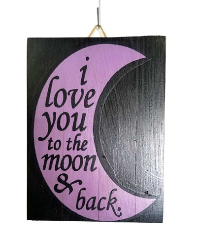 Home Decoration | Wall Hanging | I Love You...