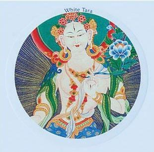 White Tara (Pack Of 5)