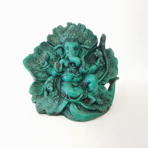 Statue | Home Decoration | Ganesh Statue Leaf 4