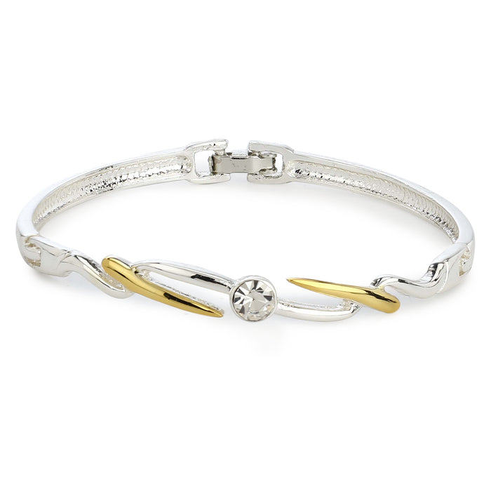 Silver Plated Bracelet Bangle For Womens
