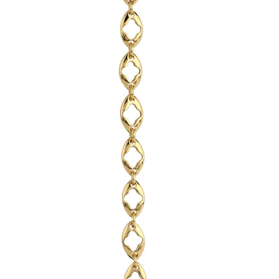 Gold Plated Womens Bracelet