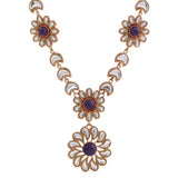 24Kt Kundan Traditional Necklace Jewellery Set for Women