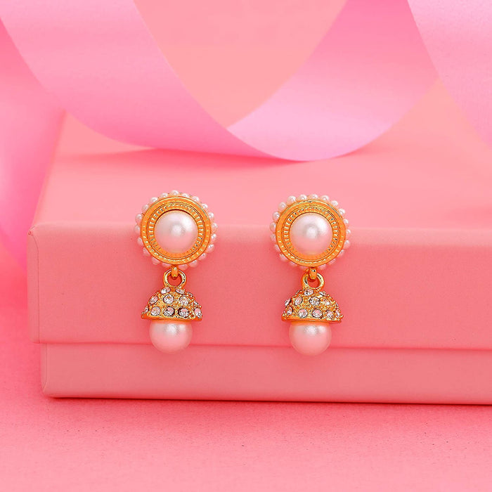 Estele Stylish Fancy Party Wear Earrings for Girls and Women
