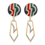 Deco Light Earrings