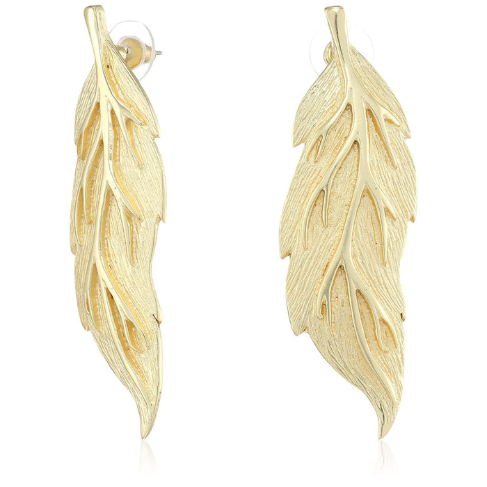 Estele Trendy Modernwomen Designer Pretty Leaf Earrings for  women