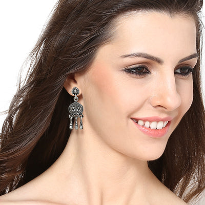 Designer Dangle/Drop Jhumki Earrings