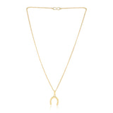Gold colour Tone  Pendant with  Chain
