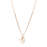 Pearl Small Pendent Set