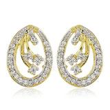 Special Diamante Earrings Combo Set
