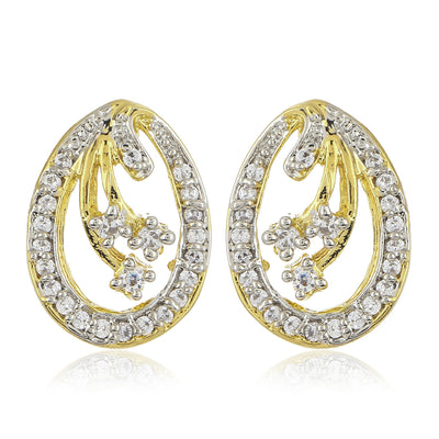 Diamante Earrings Combo