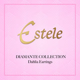 ESTELE - DAHLIA EARRINGS