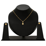 Modern Gold plated Atlantic bay shell Necklace