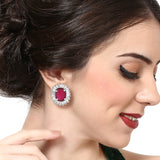Diamante Fancy Earrings Set