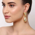 Gia Gold Earrings