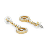 Diamante Danglers Earrings