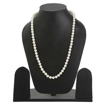 Classic Pearl Necklace Combo