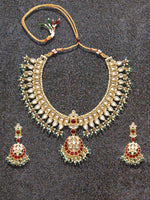 FLEXIBLE KUNDAN & ENAMEL SET