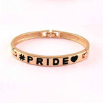 Rose Gold Pride band