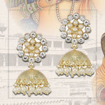 ESTELE - Mallika Begum Kundan Earrings