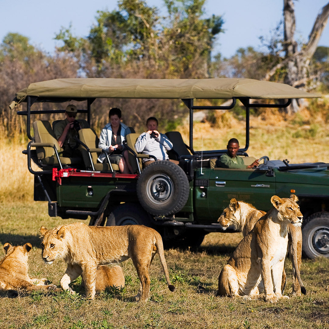 4 night Botswana Safari - Duba Plains - Zarafa