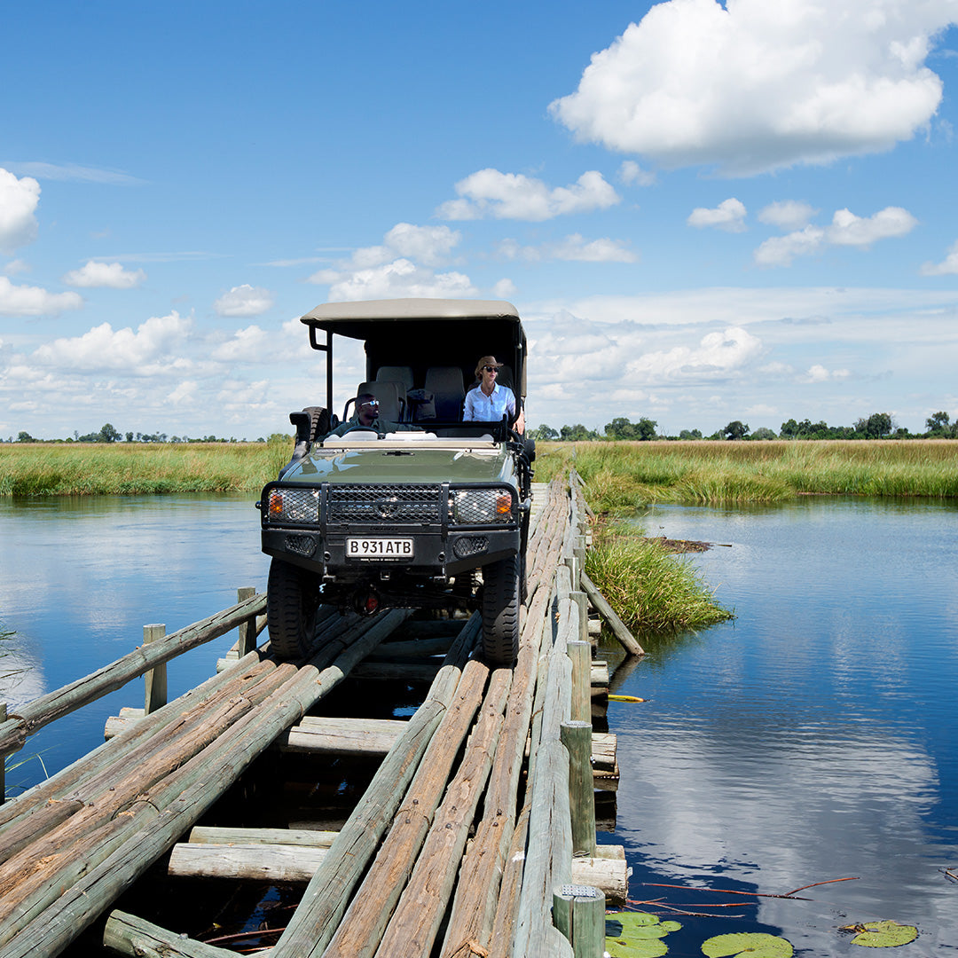 4 night Botswana Safari - Duba Explorers - Selinda Explorers
