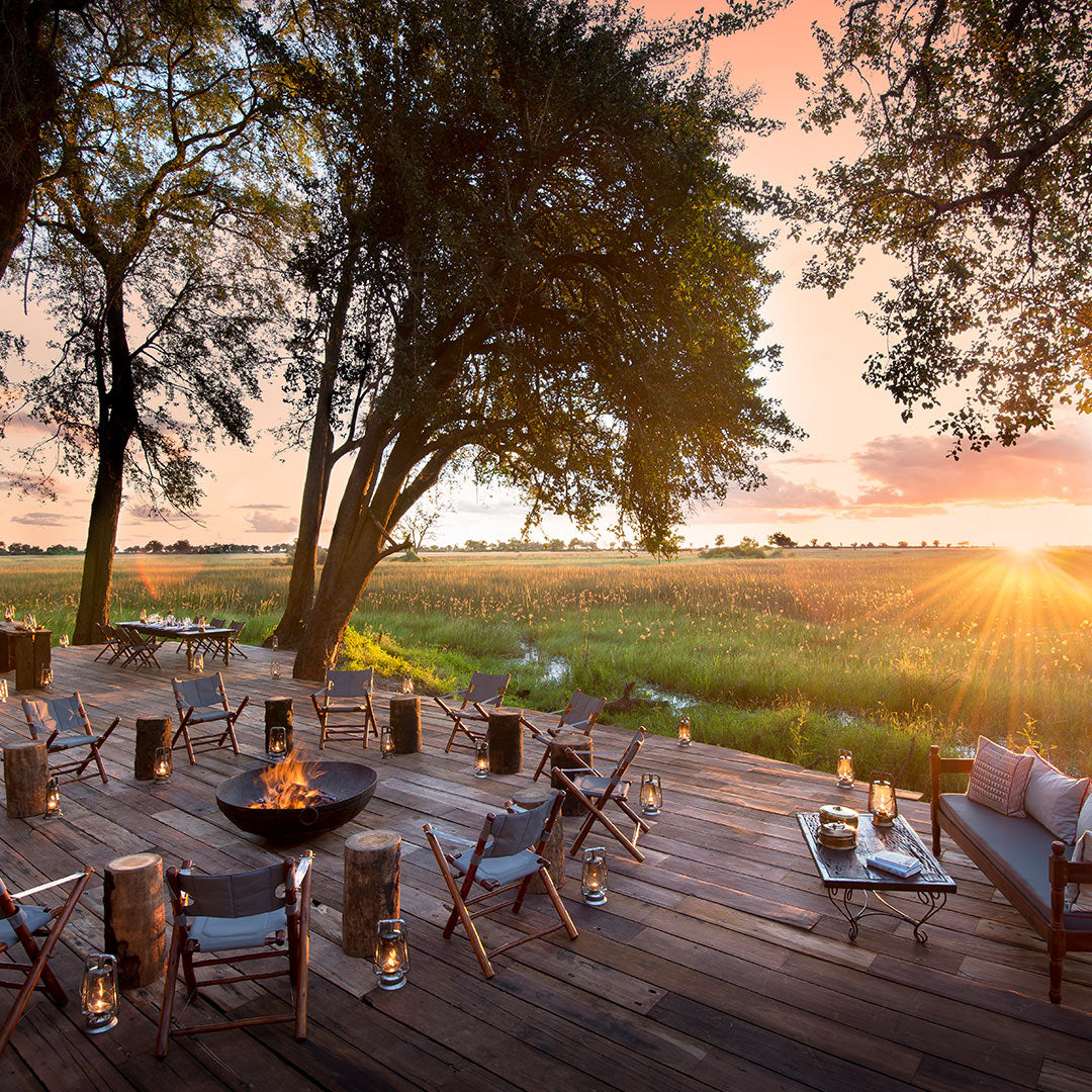 8 night Botswana Safari - Duba Plains - Zarafa - Mpala Jena