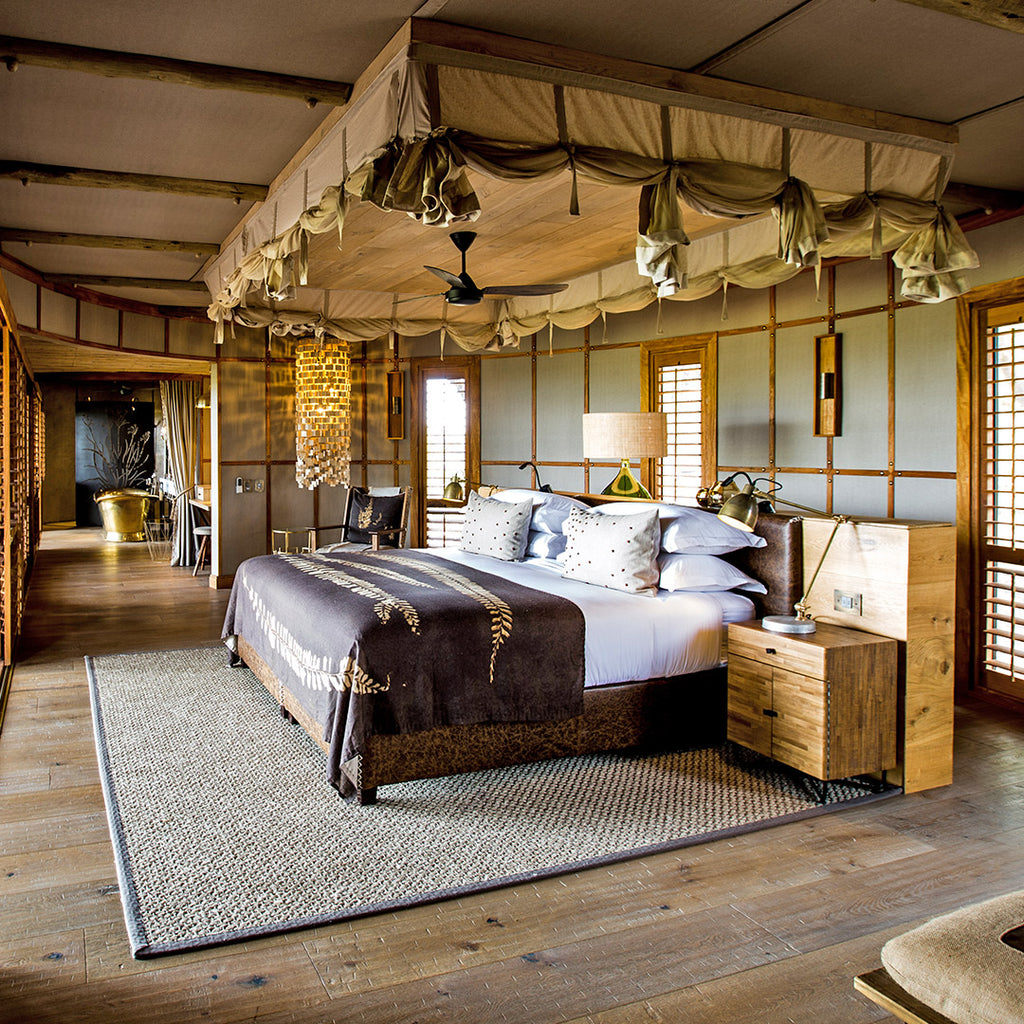 Mombo Camp Room Okavango Delta Wilderness Safaris
