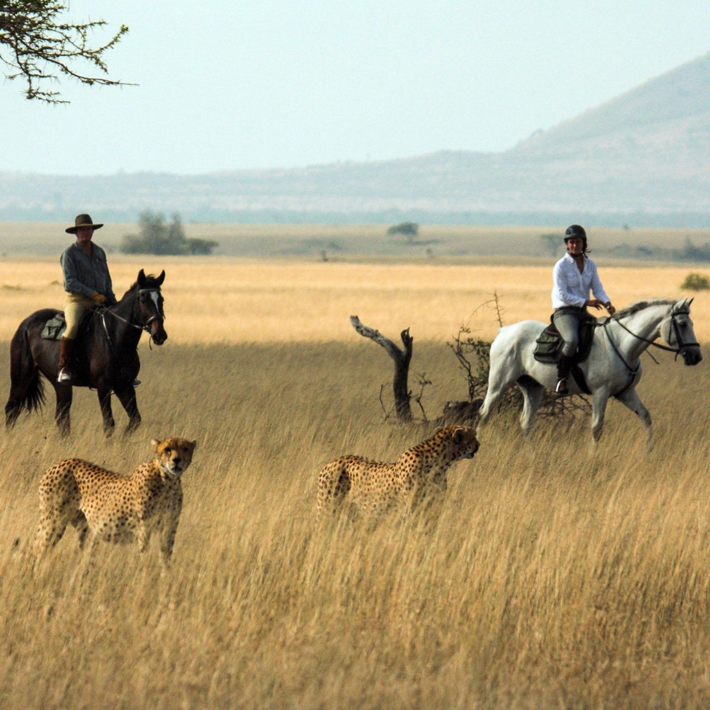 Ride Kenya Great Plains Conservation