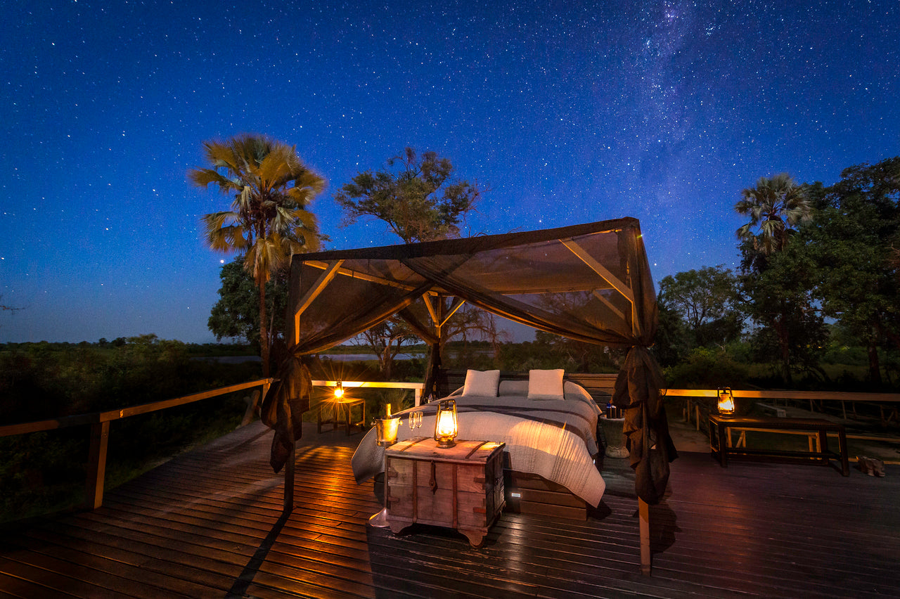 6 night Botswana Premier Safari - Abu - Mombo