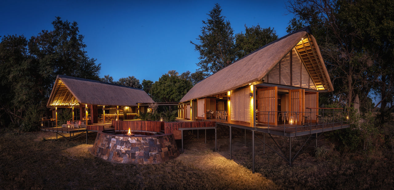 9 night Botswana Safari - Kalahari Plains - Chitabe - Tubu Tree