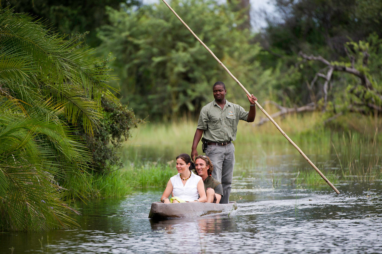 6 night Botswana Safari - Kwetsani - DumaTau - Qorokwe