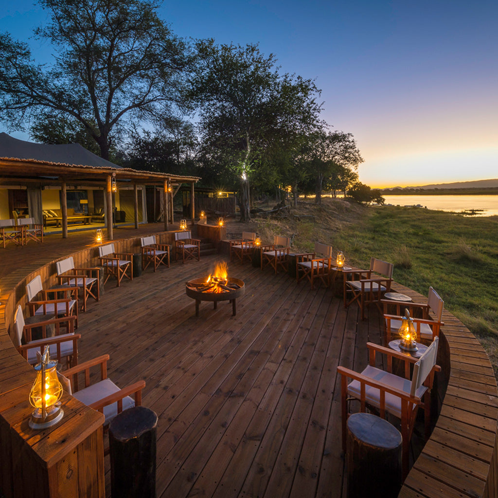 6 night Zimbabwe Safari - Davison's and Ruckomechi Camp