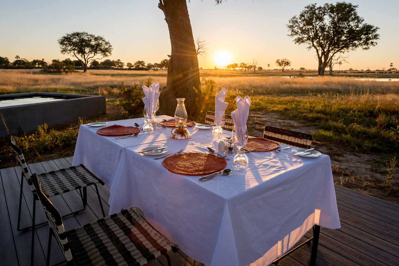 6 Night Zimbabwe Safari - Linkwasha & Ruckomechi Camp