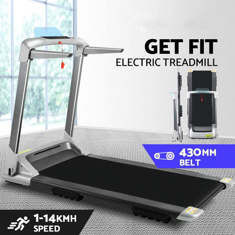 Home Gym Fully Foldable Home Treadmill