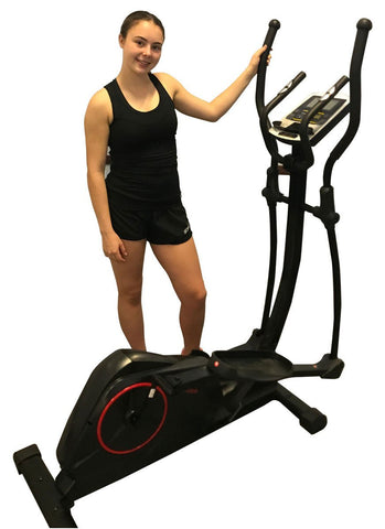 Endurance Elliptical Cross Trainer Electric + Programmable
