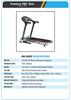 FREEFORM F60 Treadmill