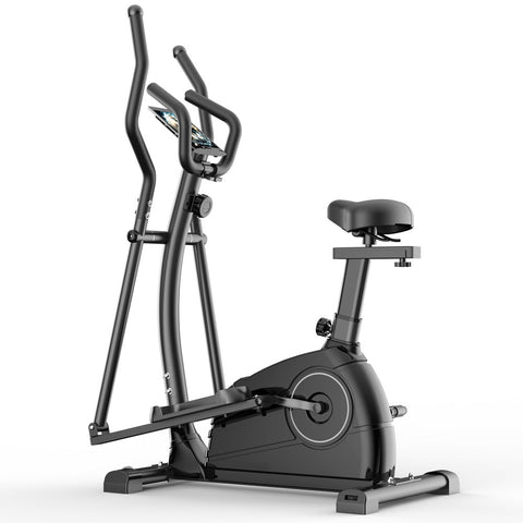 Home Gym Exercise Bike Elliptical Cross Trainer
