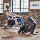 Reebok GR One Series Rower Rowing Machine- Black