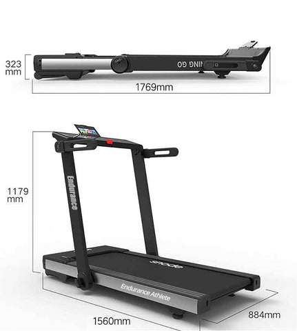 Endurance Athlete Treadmill