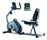 ENDURANCE RECUMBENT EXERCISE BIKE